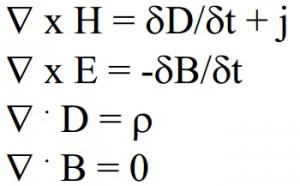 Maxwell'sche Gleichungen